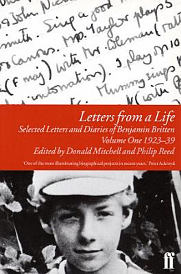 Letters from a Life Vol 1  1923 39 PDF
