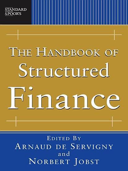 The Handbook of Structured Finance PDF