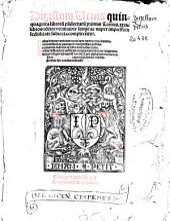 Digestum vetus quinquaginta libroru[m] pa[n]dectaru[n]: primus tomus, xxiiii libros co[n]tinens ...