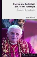 Dogma und Fortschritt bei Joseph Ratzinger PDF
