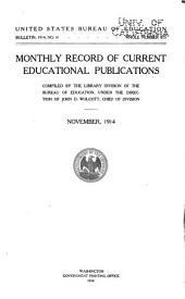 Bulletin: Issues 12-18