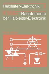 Bauelemente der Halbleiter-Elektronik: Ausgabe 4