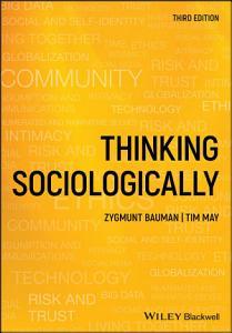 Thinking Sociologically PDF