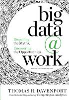Big Data at Work PDF