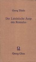 Der lateinische   sop des Romulus PDF
