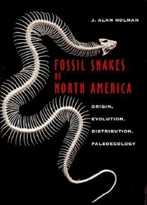 Fossil Snakes of North America PDF