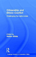 Citizenship and Ethnic Conflict PDF