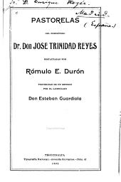 Pastorelas del presbítero dr. don José Trinidad Reyes