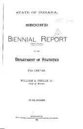 Biennial Report of the Department of Statistics for ...