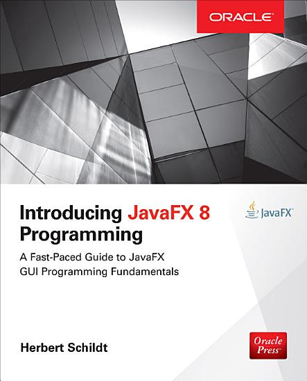 Introducing JavaFX 8 Programming PDF