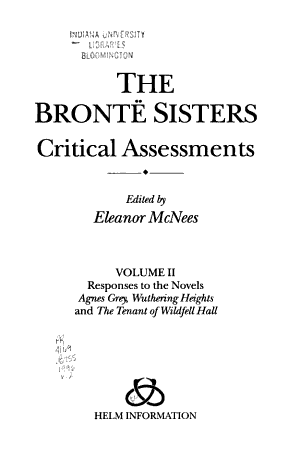 The Bront   Sisters PDF