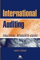 International Auditing PDF