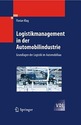 Logistikmanagement in der Automobilindustrie PDF