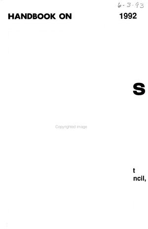Handbook on Reference Methods for Soil Analysis PDF