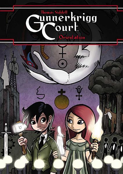 Gunnerkrigg Court Vol 1