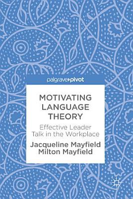 Motivating Language Theory