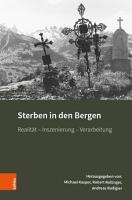 Sterben in den Bergen PDF