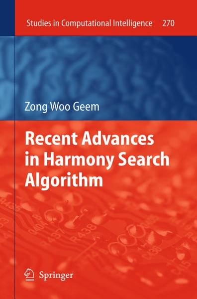 Recent Advances in Harmony Search Algorithm