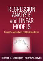 Regression Analysis and Linear Models PDF