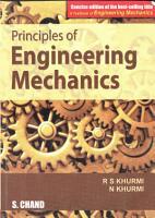 Principles of Engineering Mechanics  Concise Edition  PDF