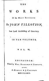 The Works: In Ten Volumes, Volume 6