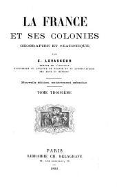 La France et ses colonies (géographie et statistique)