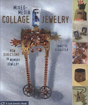 Mixed Media Collage Jewelry PDF