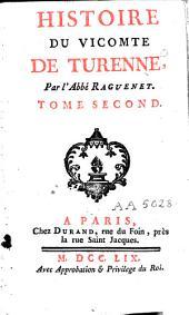 Histoire du vicomte de Turenne: Volume1