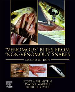 Venomous  Bites from  Non Venomous  Snakes