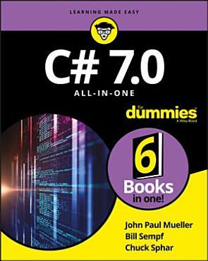 C  7 0 All in One For Dummies PDF