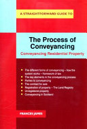 Straightforward Guide To The Process Of Conveyancing
