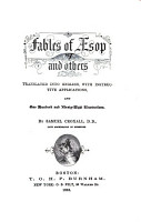 Fables of   sop and Others PDF