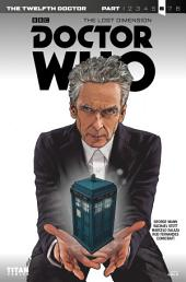 Doctor Who: The Twelfth Doctor #3.8: The Lost Dimension Part 6