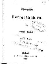 Schwarzwälder Dorfgeschichten: Bände 3-4
