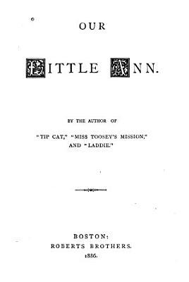 Our Little Ann PDF