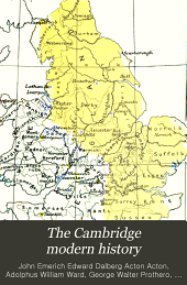 The Cambridge modern history: Volume 14