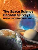 The Space Science Decadal Surveys PDF
