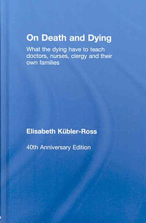 On Death and Dying PDF