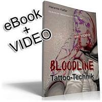 BLOODLINE Tattoo Technik   Lehrbuch   VIDEO PDF