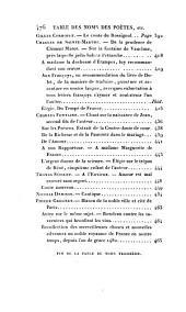 Bibliothèque choisie des poètes françois jusqu'à Malherbe