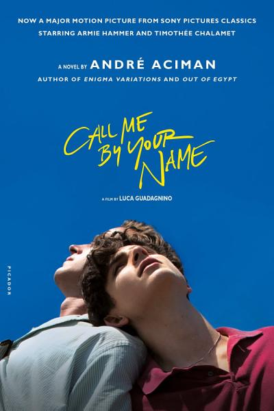 Download Call Me by Your Name Book