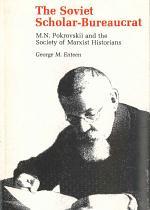 The Soviet Scholar-Bureaucrat
