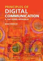 Principles of Digital Communication PDF