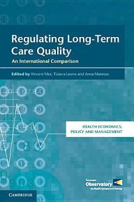 Regulating Long Term Care Quality PDF