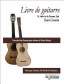 Download Livre de Guitarre Book