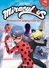 Miraculous - Les Aventures de Ladybug et Chat Noir T01: Les Origines 1/2