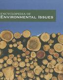 Encyclopedia of Environmental Issues PDF