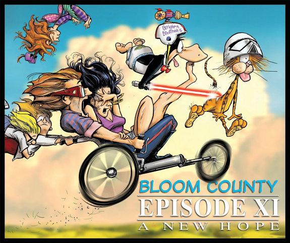 Bloom County Episode Xi
