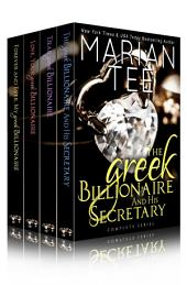 The Greek Billionaire and His Secretary Boxed Set (Stavros and Willow)
