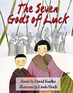 The Seven Gods of Luck Book